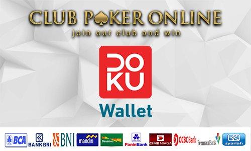 Main Judi QQ Poker Online Pakai Doku Wallet Terpercaya