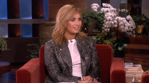 Demi Lovato parle de son rétablissement et sur le fait d'être un modèle