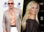 Pitbull : c'est maintenant lui qui attaque Lindsay Lohan !