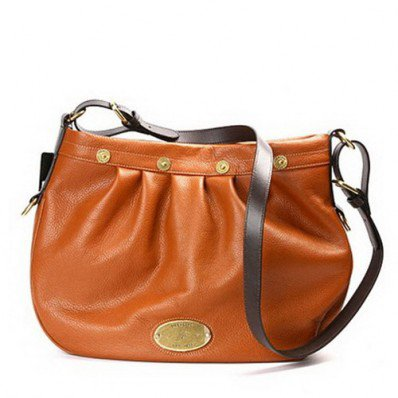 Amazing Mulberry Mitzy Messenger Pebbled Leather Oak Bag 7334 For Womens Sale Leeds