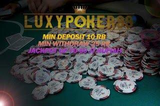 Judi Poker Online | Agen Judi Poker Online: Contoh Agen Luxypoker 99 Judi Poker Online Resmi