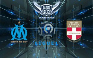 Prediksi Olympique Marseille vs Evian TG 31 Januari 2015 Lig