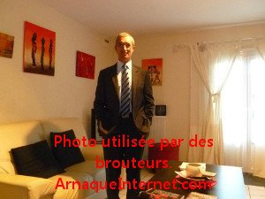 """Le """"toulousain"""", ses photos volées par des brouteurs"""
