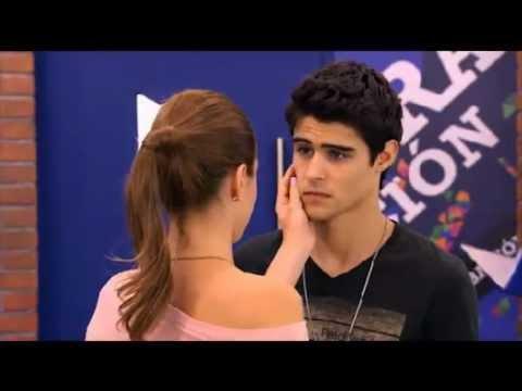 Le couple Violetta et Tomas