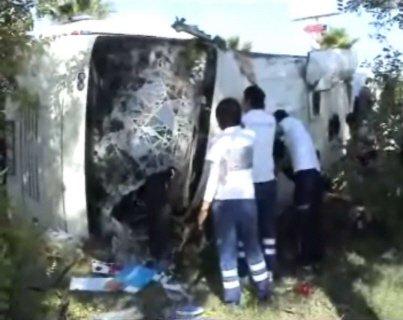 Accident de bus en Turquie : un Haut-Savoyard tué, 15 blessés