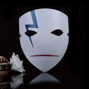 Hei Mask | Hei Cosplay Mask | Darker Than Black Mask | Hei Mask for sale