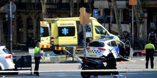 Attentat à Barcelone, en direct : l'Etat islamique revendique l'attaque qui a fait au moins 13 morts et 80 blessés