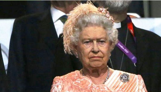 Queen Elizabeth Threatens To Place America Under British Rule Again