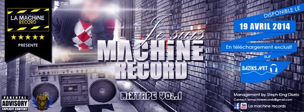 Je suis machine record Vol.1 en telechargement sur: http://baziks.net/albums/LaMachine.zip
