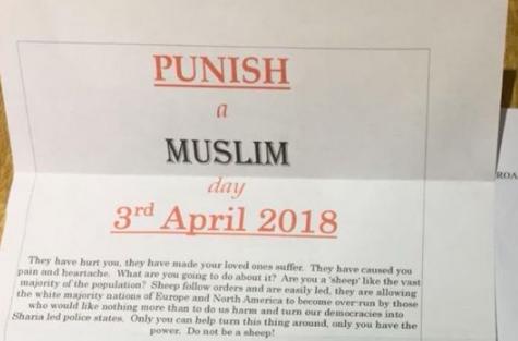 Journée « Punir un musulman » : arracher un hijab, torturer ou tuer un musulman le 3 avril