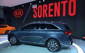 Kia Sorento 2019 : nouveau style, habitacle redessiné, moteur diesel