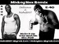E40 & Akon - Wake It Up / Vibe With Me Mix 2011 (R...