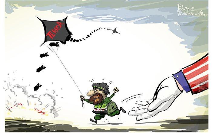 Syrie : l'ère des meutes de drones tueurs…Les drones utilisés lors de cette. attaque inédite ne sont pas des modèles commerciaux modifiés ou bricolés comme ceux du Hachd Al-Chaabi irakien ou encore Al-Nosra : Avec une portée supérieure à 60 km, un système de navigation GPS, une capacité de brouillage électromagnétique et l'emport d'un explosif militaire de très haute puissance inaccessible au premier venu, ces drones ne peuvent provenir que d'un pays disposant de capacités techniques avancées. Moscou sait qui les a fourni aux terroristes du HTS (Instance de libération du Levant) dont les hordes font face à une offensive gouvernementale en cours à Idlib