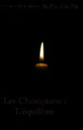 Fanfiction Winx Club ; Les Champions : L'Equilibre ; Chapitre 1 : L comme lenteur