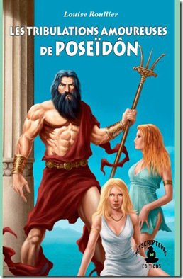 Une chronique des Tribulations amoureuses de Poseïdôn dans la Bouquinerie de Mélusine