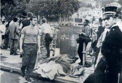 21 morts hollandais à Dinant, le 15juillet 1969