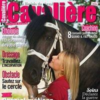 Cavalière, le féminin du cheval