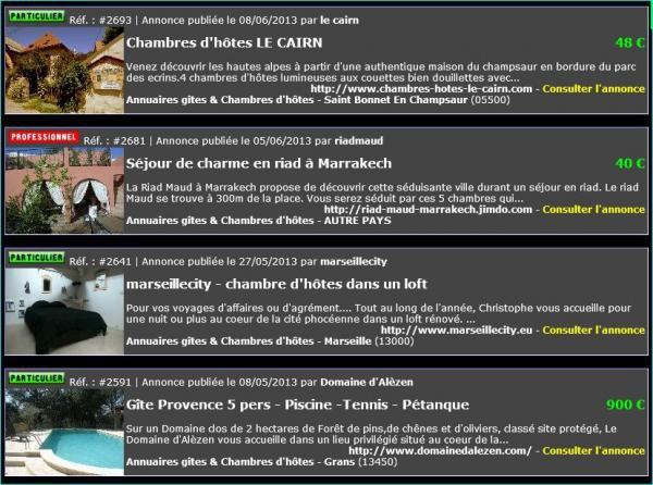 Site de petites annonces gratuites !! - Manche, Basse-Normandie - Chezmatante.fr