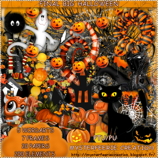 final big halloween [mysterfeerie creation] - $4.00 : RAW, Render Art World