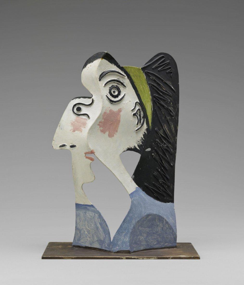 Picasso.Sculptures (BOZAR).