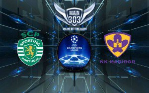 Prediksi Sporting CP vs Maribor 26 November 2014 UEFA Champions League