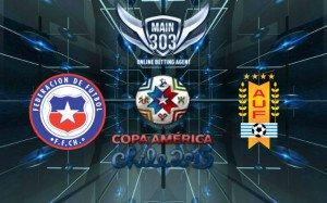Prediksi Cili vs Uruguay 25 Juni 2015 Copa America