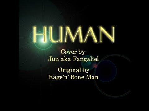 Rage'n'Bone Man - Human (par Fangaliel)