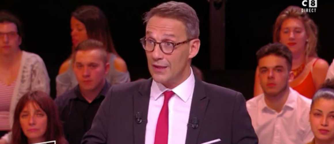 Julien Courbet quitte C8