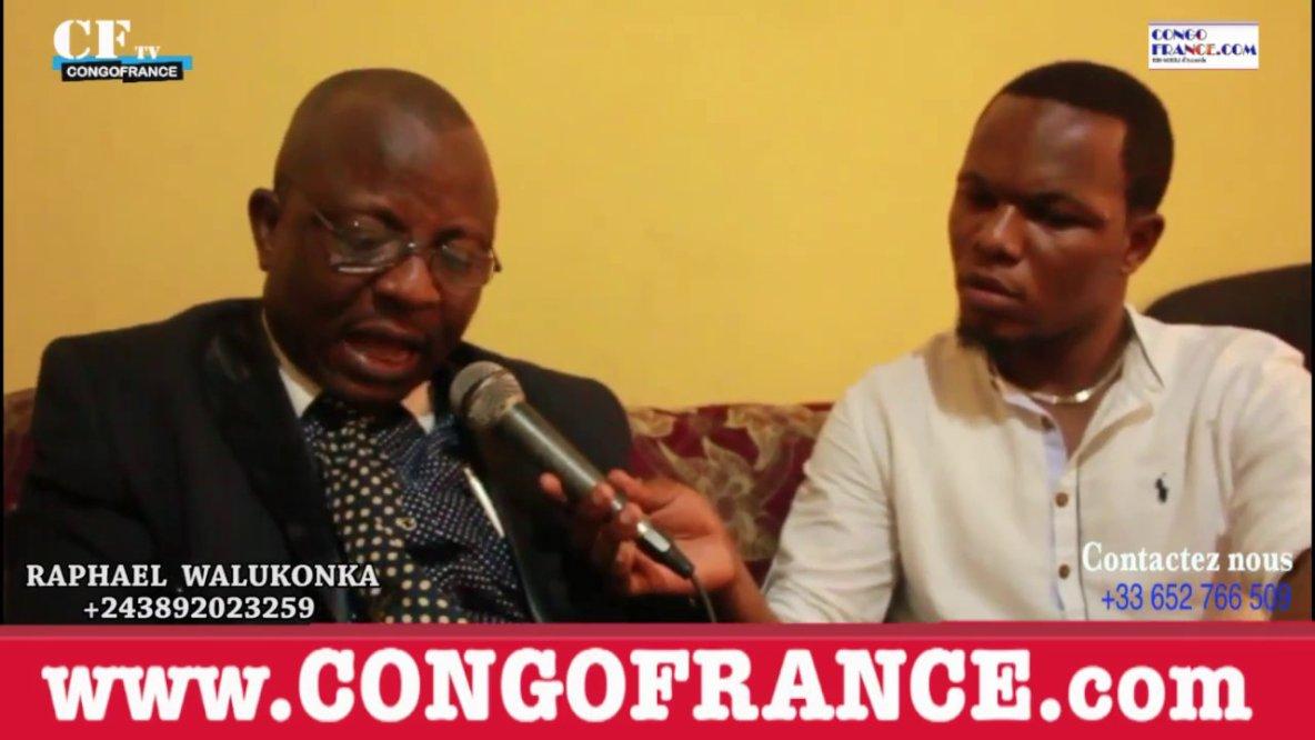 "Regardez ""PROPHETE NGEFA  ABIMISI BA Vérités: Basi Ya Poto Bakimaka Ndaku pona Kindumba, Botala Eza SOMO"" sur YouTube"