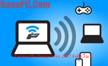 Connectify Hotspot Pro 2017 Full Crack Free Download