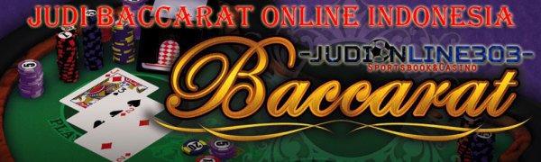 Bandar Baccarat Judi Online Terbaik