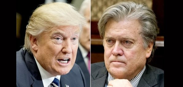 Bannon: 'We're putting together a grass-roots army'