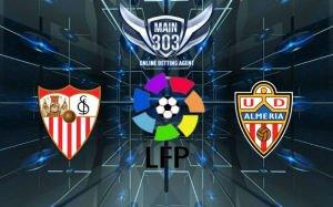 Prediksi Sevilla vs Almeria 18 Mei 2015 Primera Division