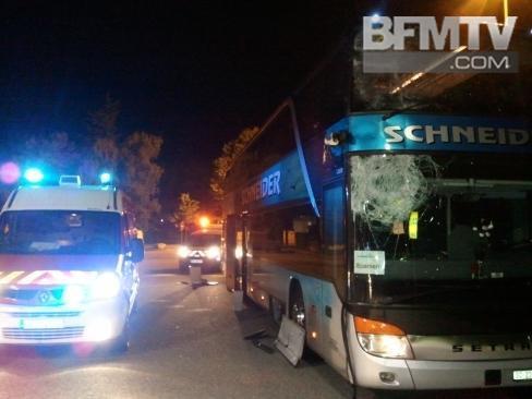 Photos - accident de car tunnel de l'épine - Info - Votre actualité en images, sur BFM TV