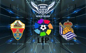 Prediksi Elche vs Real Sociedad 21 April 2015 Primera Division