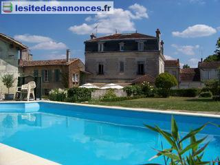 Gîtes & chambres d'hôtes Les Tuileries de Chanteloup en Dordogne Aquitaine Dordogne - lesitedesannonces.fr