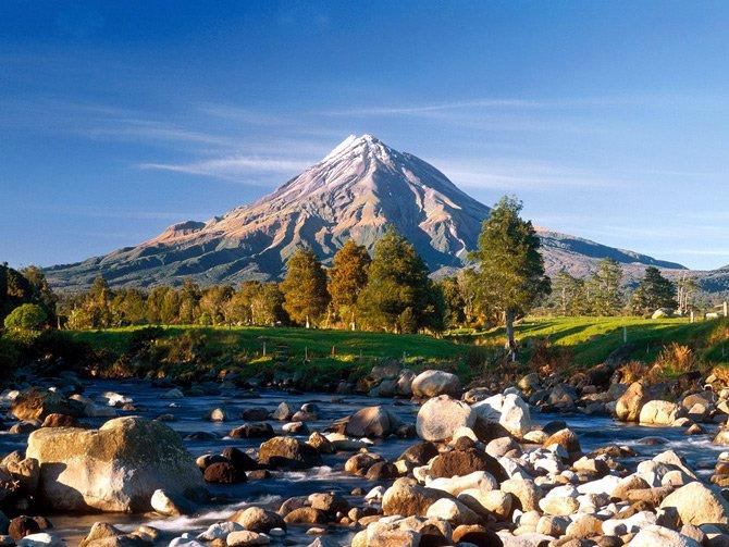 5 endroits à voir durant votre voyage en Nouvelle-Zélande - Voyageons.top