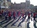 Flash Mob Armentieres Mickeal Jackson Medley...