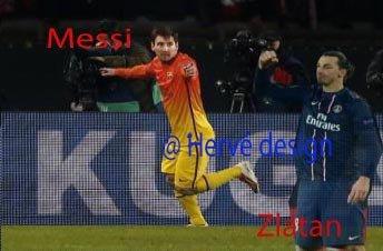 Ligue des champions Le PSG tient tête au FC Barcelone