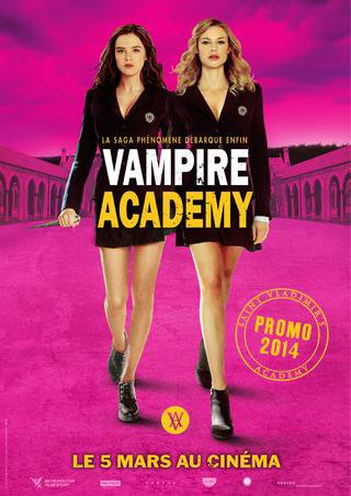 Vampire Academy Yearbook