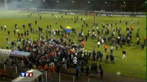 Vidéo Football : l'exploit du club d'Arles-Avignon - Actu