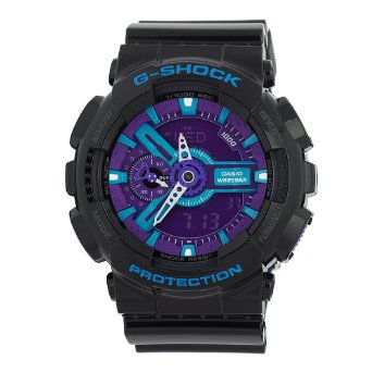 G-SHOCK The GA 110 Hypercolor Watch in Black,Watches for Unisex | The Best Items