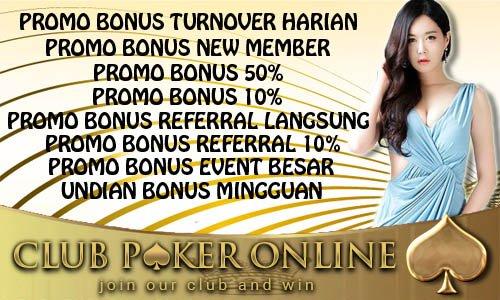 Poker 99 Indonesia Online: Gebyar Promo Bonus Poker 99 Indonesia Online