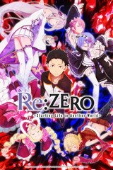 Re:ZERO –Starting Life in Another World– on Crunchyroll!