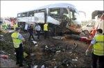 Un mort et deux blessés graves dans un accident de bus dans les Landes - La Dépêche