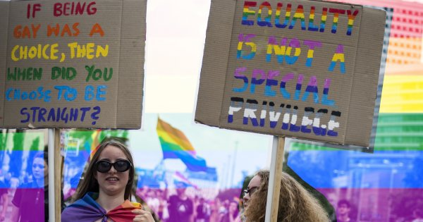 Les commerçants polonais ont désormais le droit de refuser de servir leurs clients homosexuels