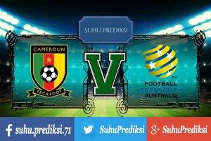 Prediksi Bola Kamerun Vs Australia 22 Juni 2017