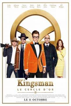 Kingsman : Le Cercle d'or (Kingsman: The Golden Circle)