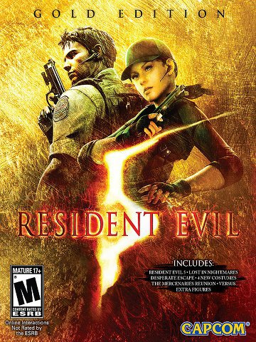 Télécharger Resident Evil 5 Gold Edition  French