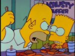 Homer et Bart - LA FAMILLE LA PLUS DEGENTÉ DE L'AMERIQUE!!!